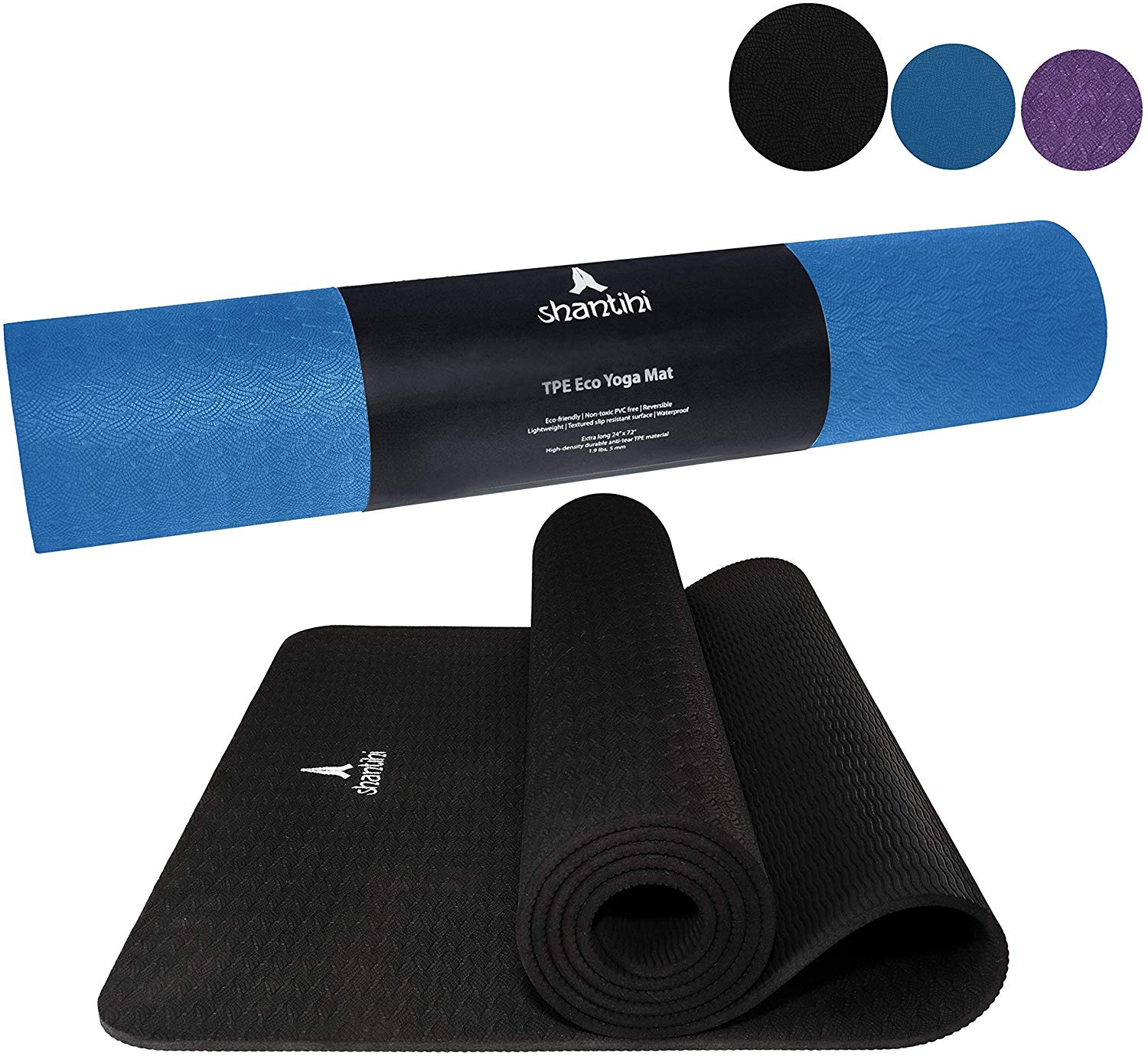 Top 10 Best Eco-Friendly Yoga Mat In 2020 - The Double Check