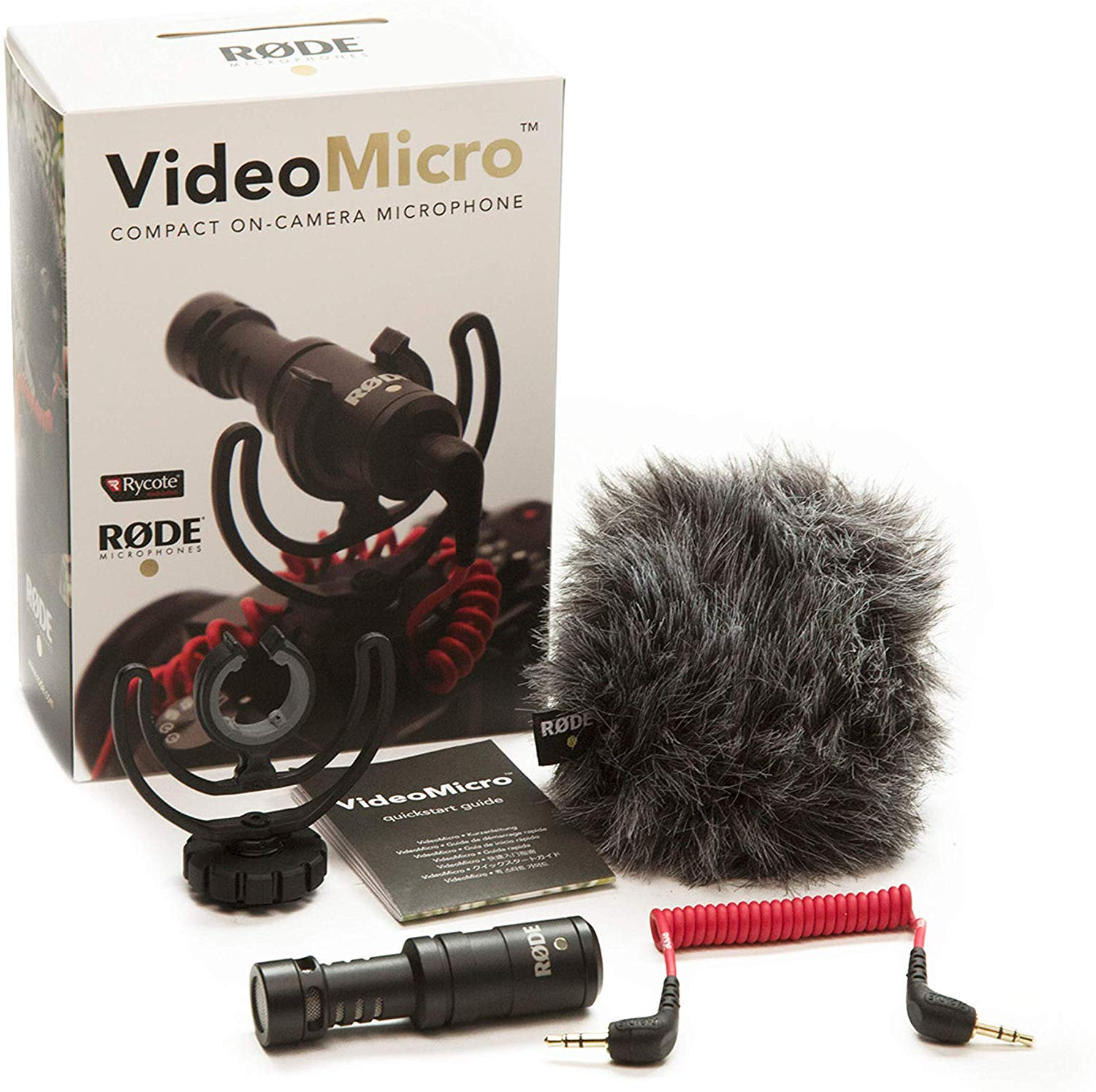 Rhode Video Micro Compact on-Camera Microphone