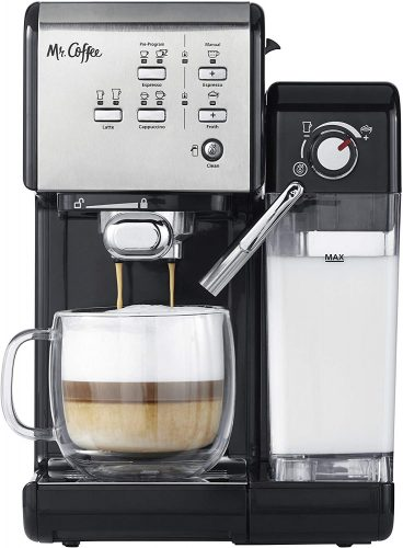 Mr coffee One-Touch CoffeeHouse Espresso maker