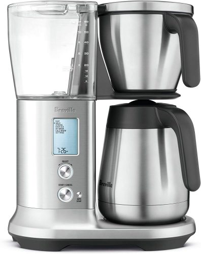 Breville BDC450 Precision Brewer Cofee Maker with a thermal carafe