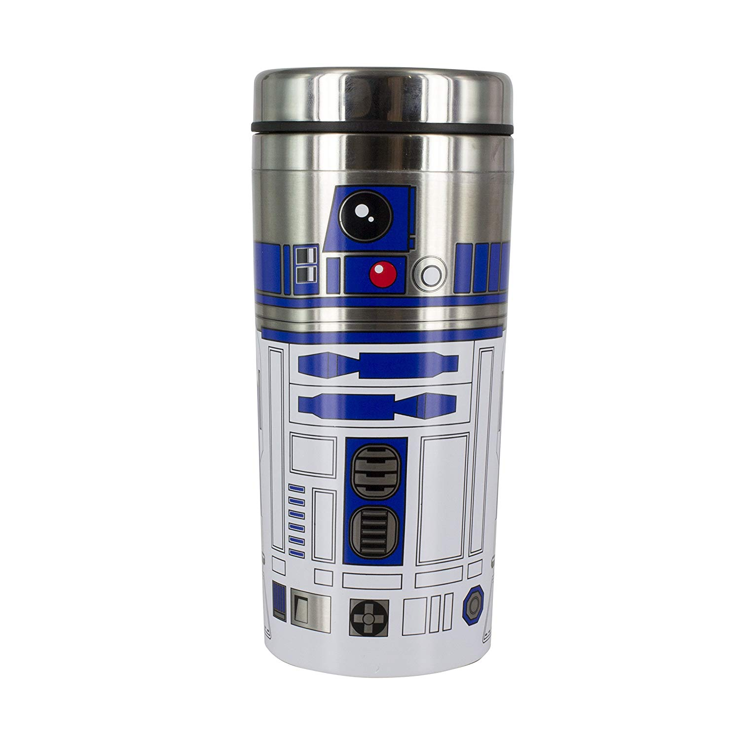 Star Wars: The Last Jedi R2-D2 Travel Mug