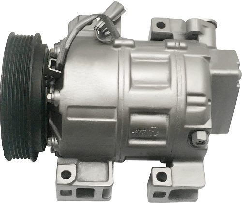 RYC Remanufactured AC Compressor and A/C Clutch FG664
