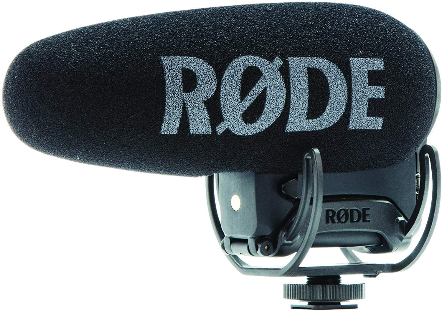 Rhode VideoMic pro+ Compact Directional On-Camera Shotgun Condenser Microphone