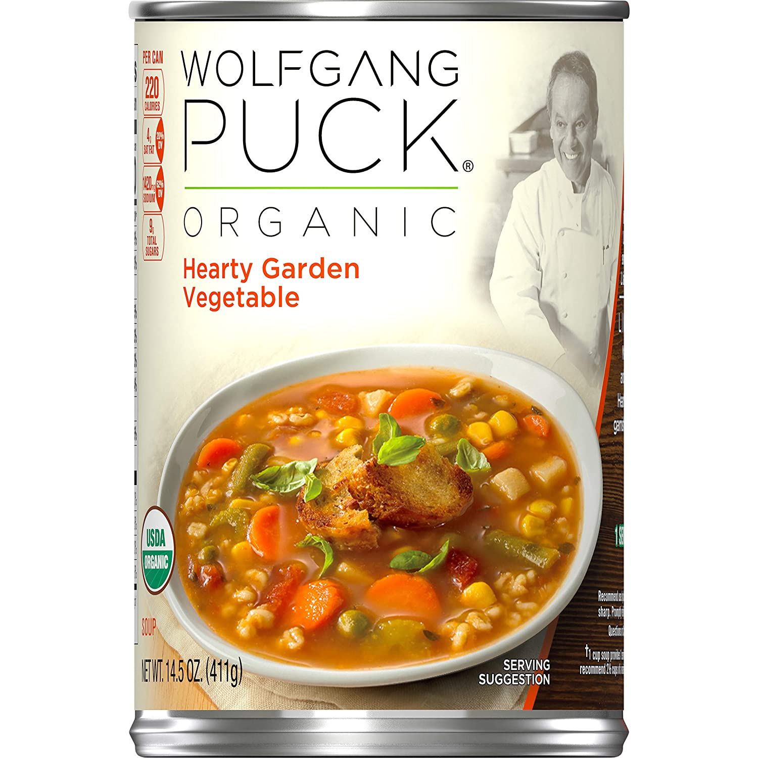 Top 10 Best Canned Vegetable Soup In 2020 - The Double Check