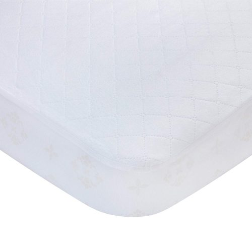Carters Waterproof Fitted Quilted Crib
