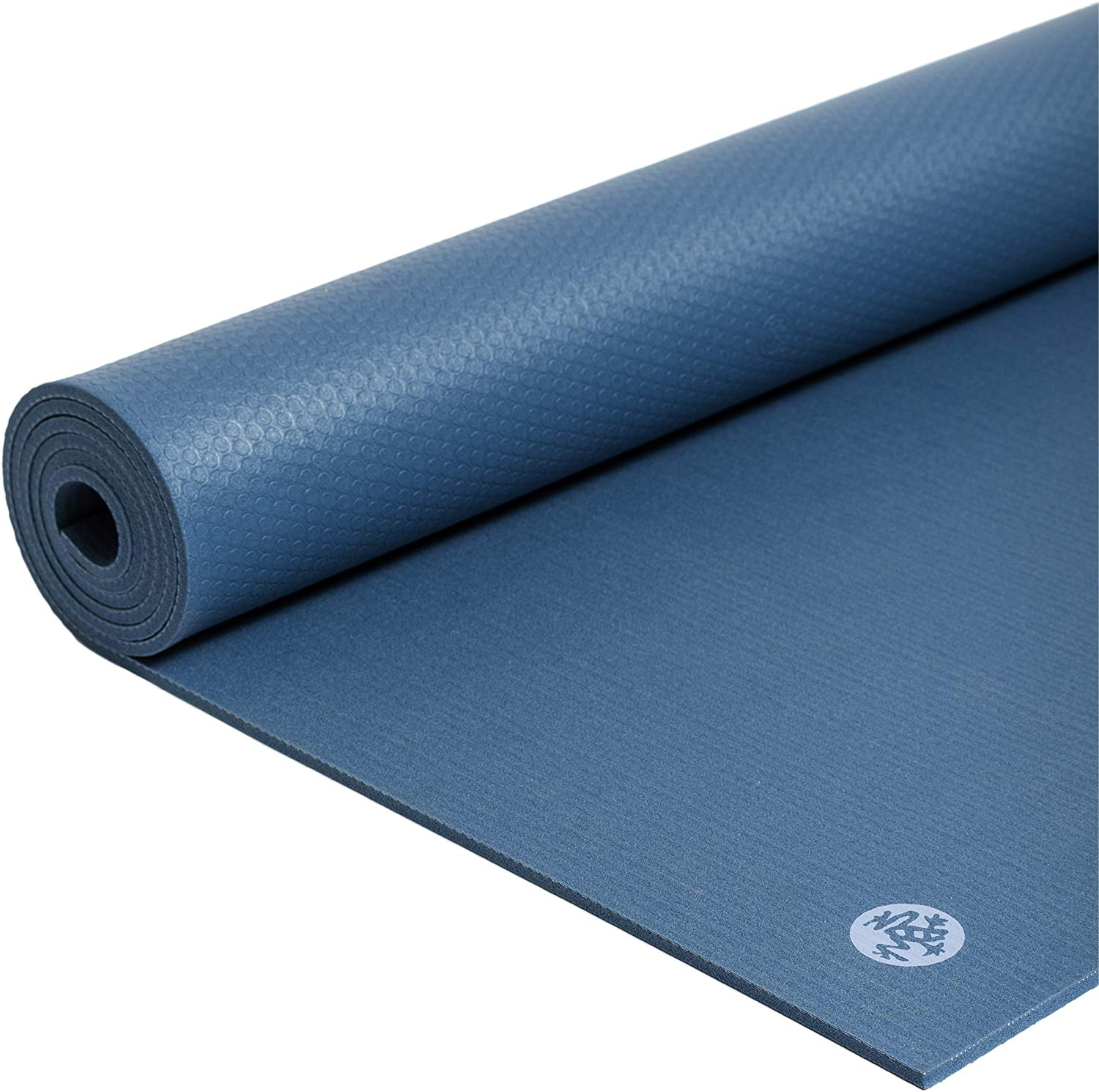 Manduka PRO Yoga Mat – Premium 6mm Thick Mat, Eco-Friendly, Oeko-Tex Certified, Chemical Free, High-Performance Grip, Ultra-Dense Cushioning for Support and Stability in Yoga, Pilates, Gym and Fitness