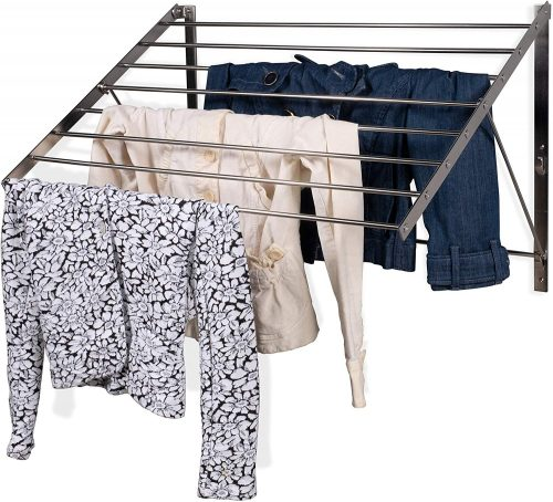 6. brightmaison Clothes Laundry Drying Rack Heavy