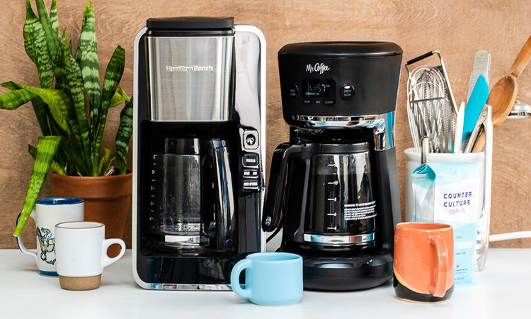 Thermal Carafe Coffee Makers