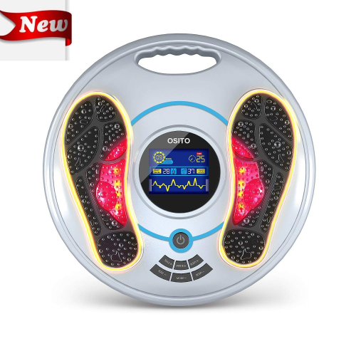 EMS & TENS Electric Foot Massager-FDA Approved Foot Circulation Machine