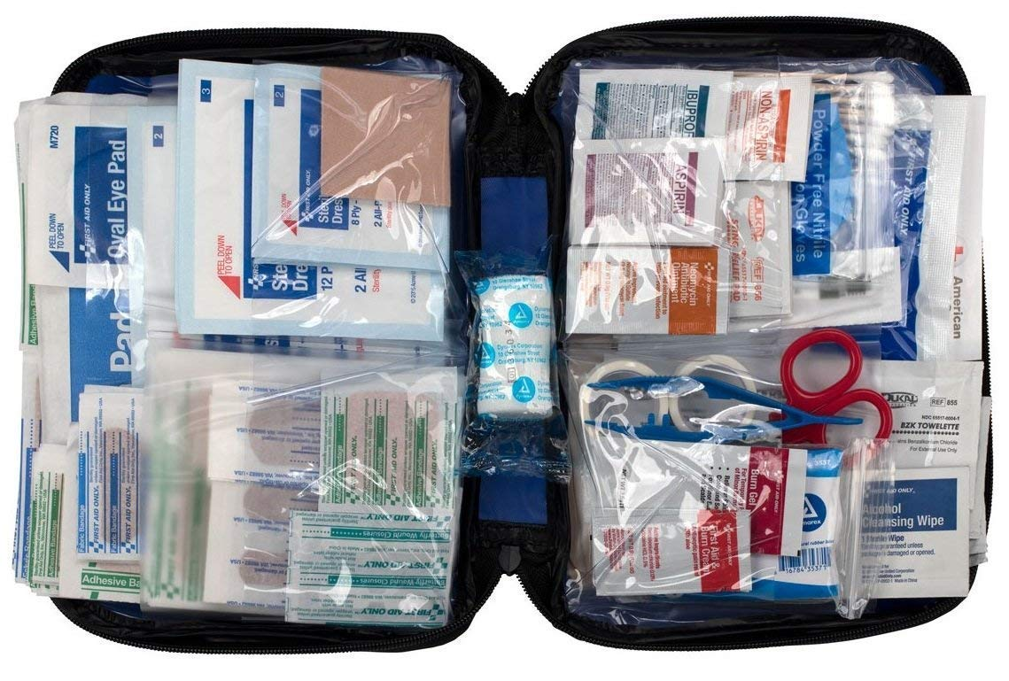 First Aid Only FAO-442 All-Purpose First Aid Kit, 299 Pieces