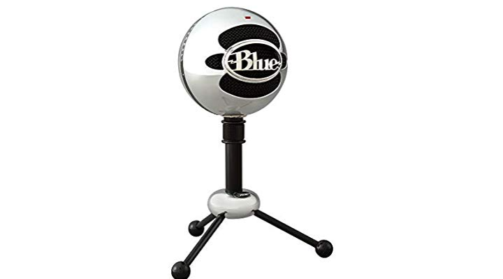 Blue Snowball USB microphone | Omnidirectional Microphones