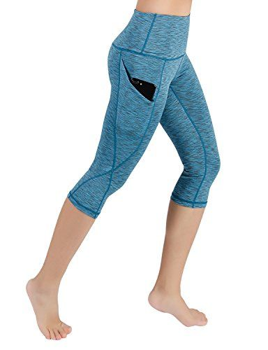 ODODOS Out Pocket High Waist Yoga Pants