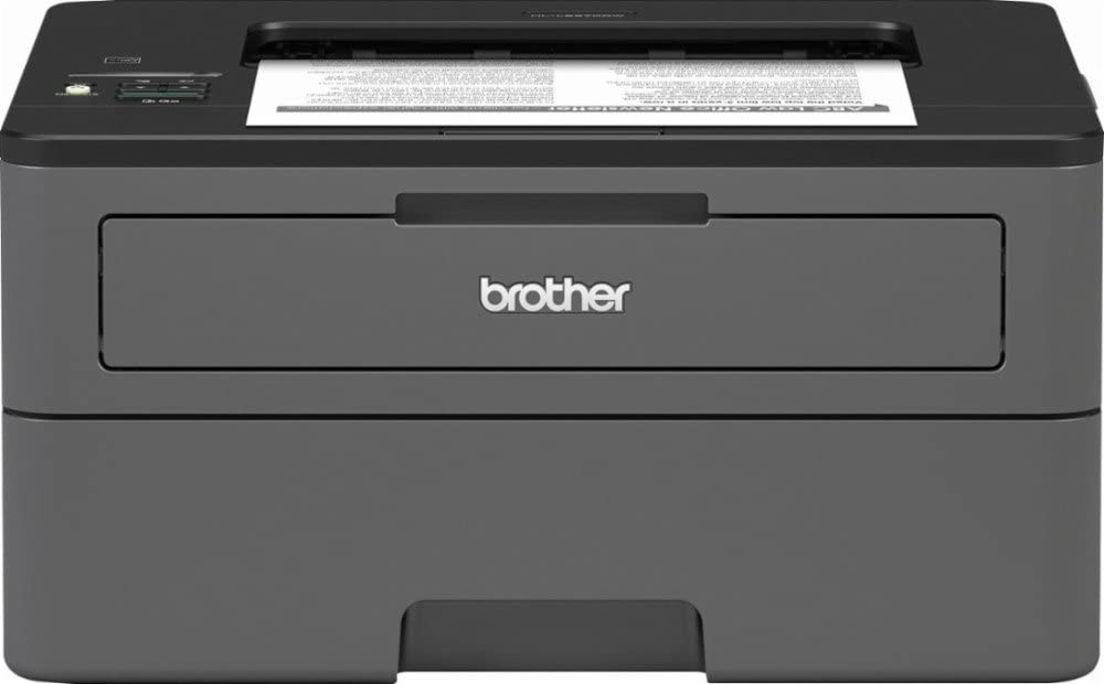 7. Brother US HLL2370DW Compact Laser Printer