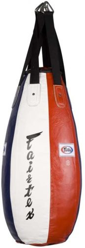 Fairtex Teardrop Leather Punching Bag - MMA Punching Bags