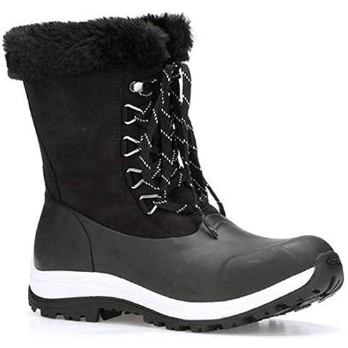 Muck Boot Women's Apres Lace Black