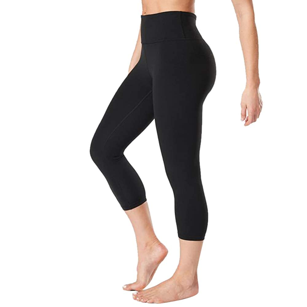 Gayhay High Waisted Capri Leggings for Women | Capri Yoga Pants