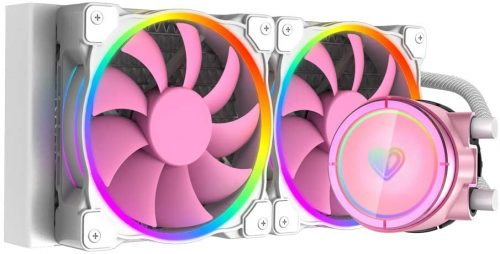 ID-COOLING PINKFLOW 240 CPU Water Coolers
