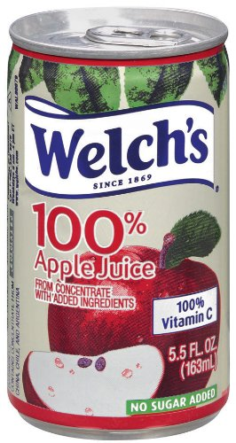 1. Welch's 100% Juice