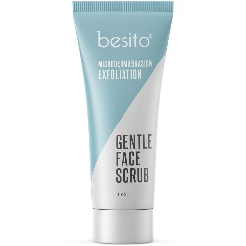 BESITO Microdermabrasion Face Scrub and Facial Exfoliator.| Product For Blackheads