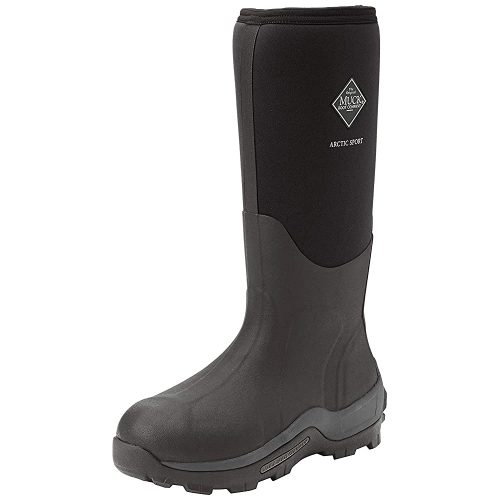 Muck Boot Arctic Sport Rubber Winter Boot - HEated Boots