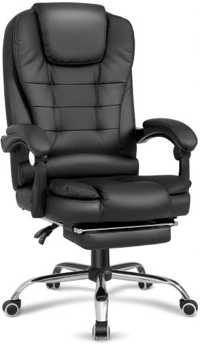 Kealive High Back Reclining Office Chair
