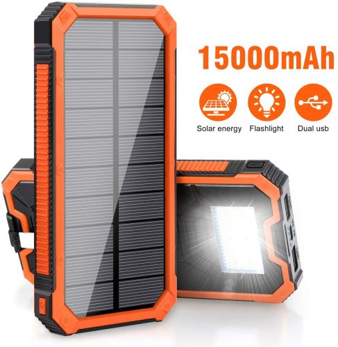 Smartphone Charger | Solar Powered Gadgets