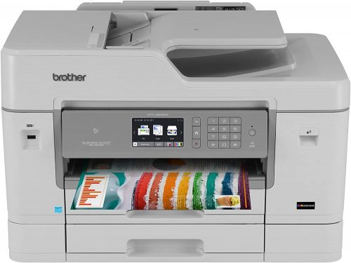 Brother MFCL2750DW Monochrome Printer
