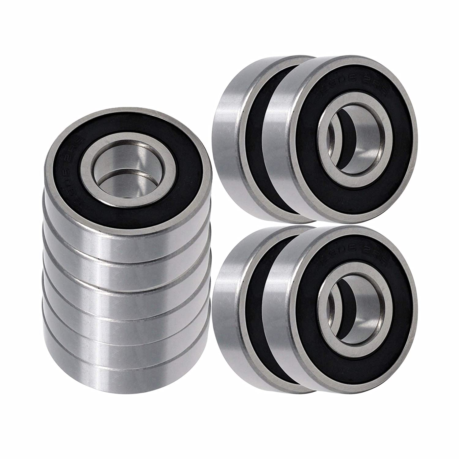 Raven Premium Quality 6205-2RS Ball Bearing