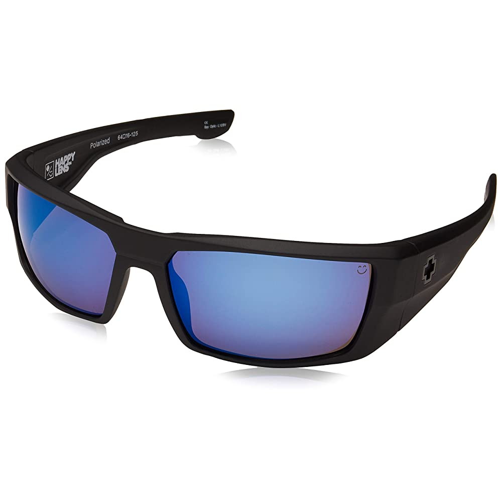 10. Spy Optic Dirk Wrap Sunglasses.