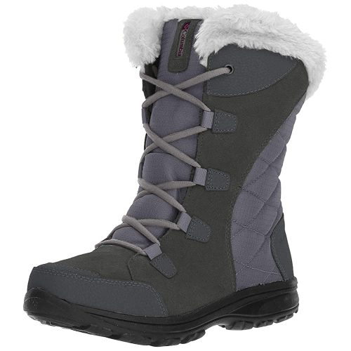 Columbia Women's Ice Maiden II Insulated Snow Boot - Winter Shoes