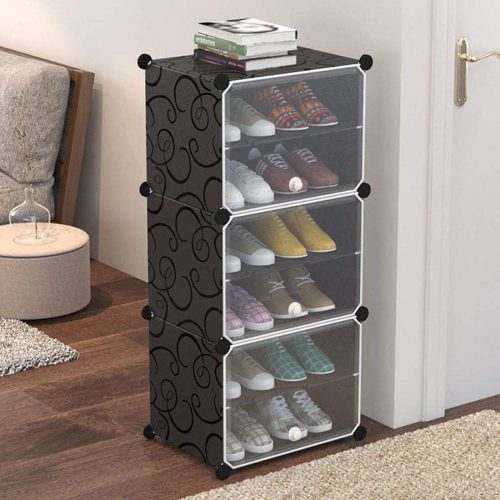 WGYWJY Shoe Rack Organizer for Closets
