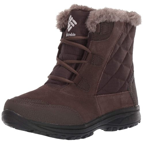 Columbia Ice Maiden Shorty Winter Boot - Heated Boots