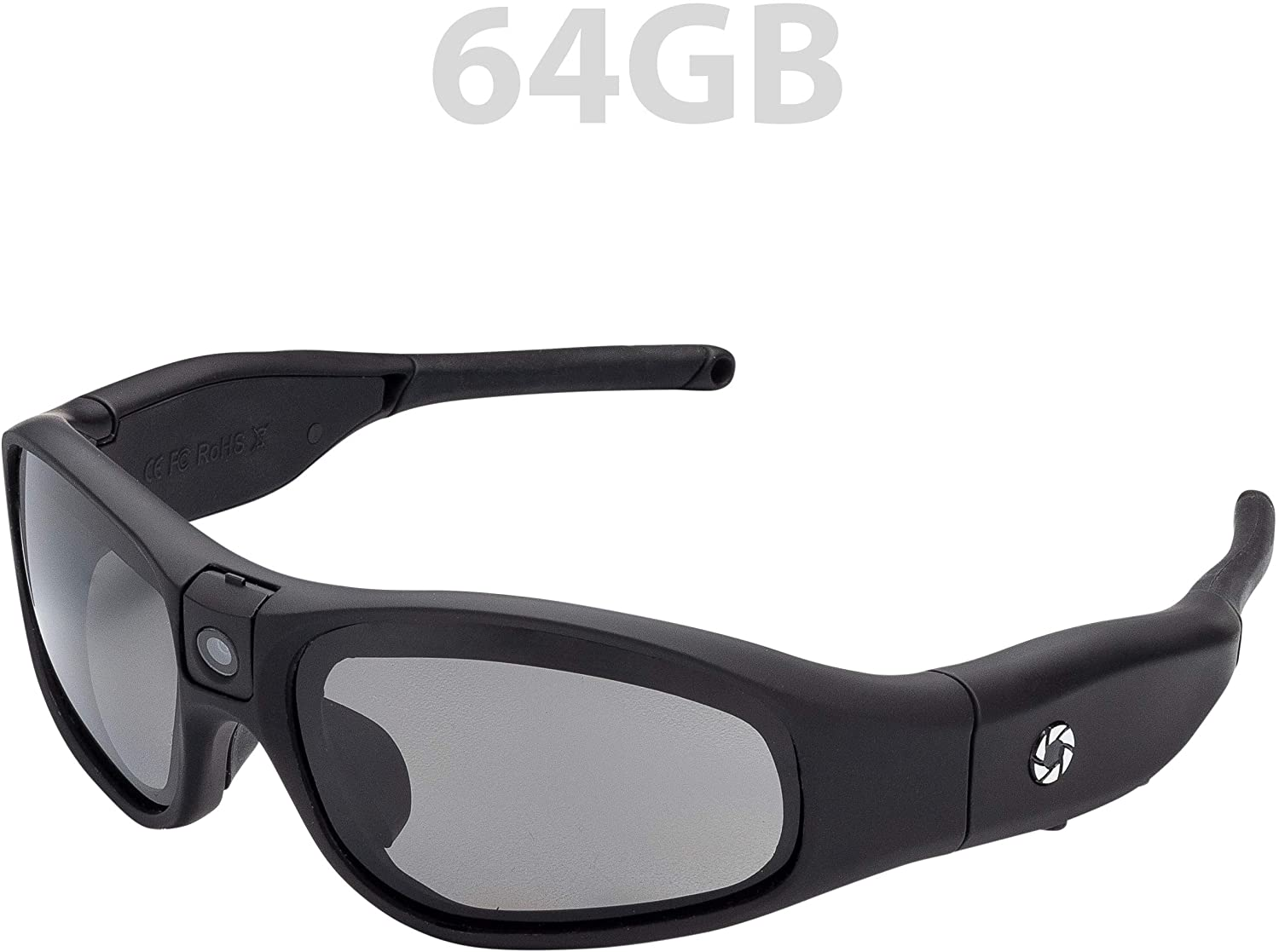 4. VUE Rincon 1080P HD Camera Glasses Video Recording Sport