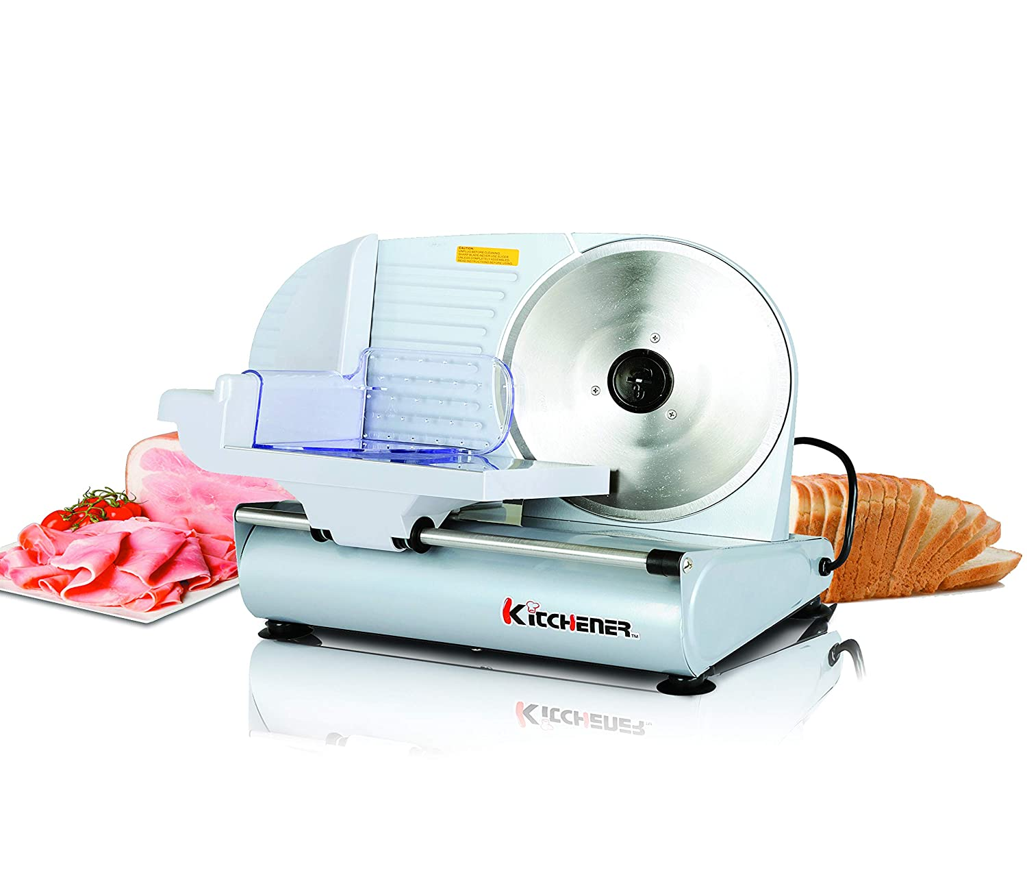 7. Kitchener 9-inch Professional Electric Meat