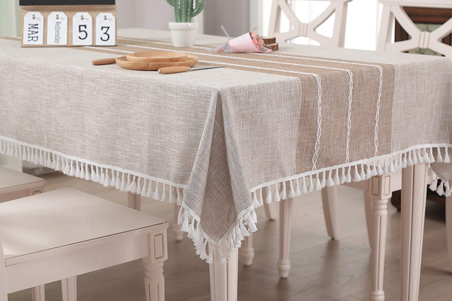 MeyC Rectangle Tablecloth | Picnic Table Clothes