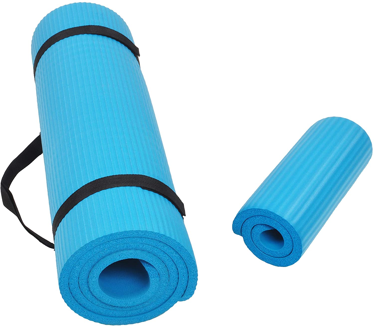 2. BalanceFrom GoYoga+ All-Purpose 1/2-Inch Extra Thick