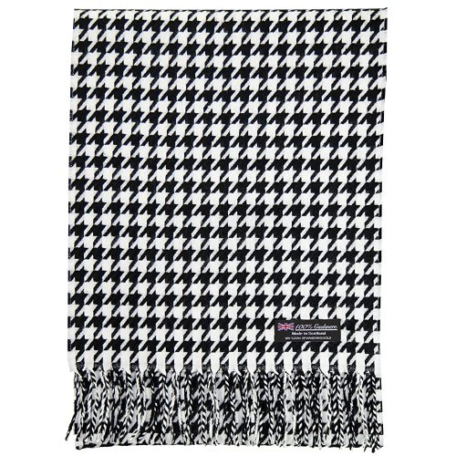 2 PLY 100% Cashmere Scarf Elegant Collection