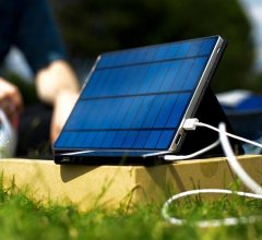 Solar Powered Gadget