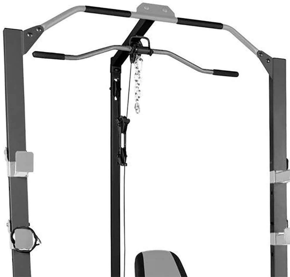 Marcy Pro Deluxe Cage System