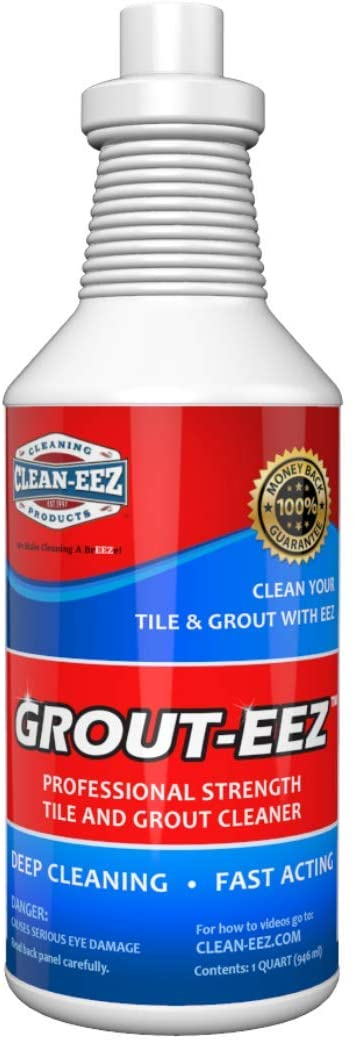 IT JUST Works! Grout-EEZ Super Heavy-Duty Grout Cleaner   Grout Steam Cleaners