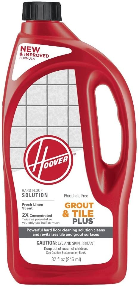 Hoover FloorMate Grout & Tile Plus Hard Floor Cleaning   Grout Steam Cleaners
