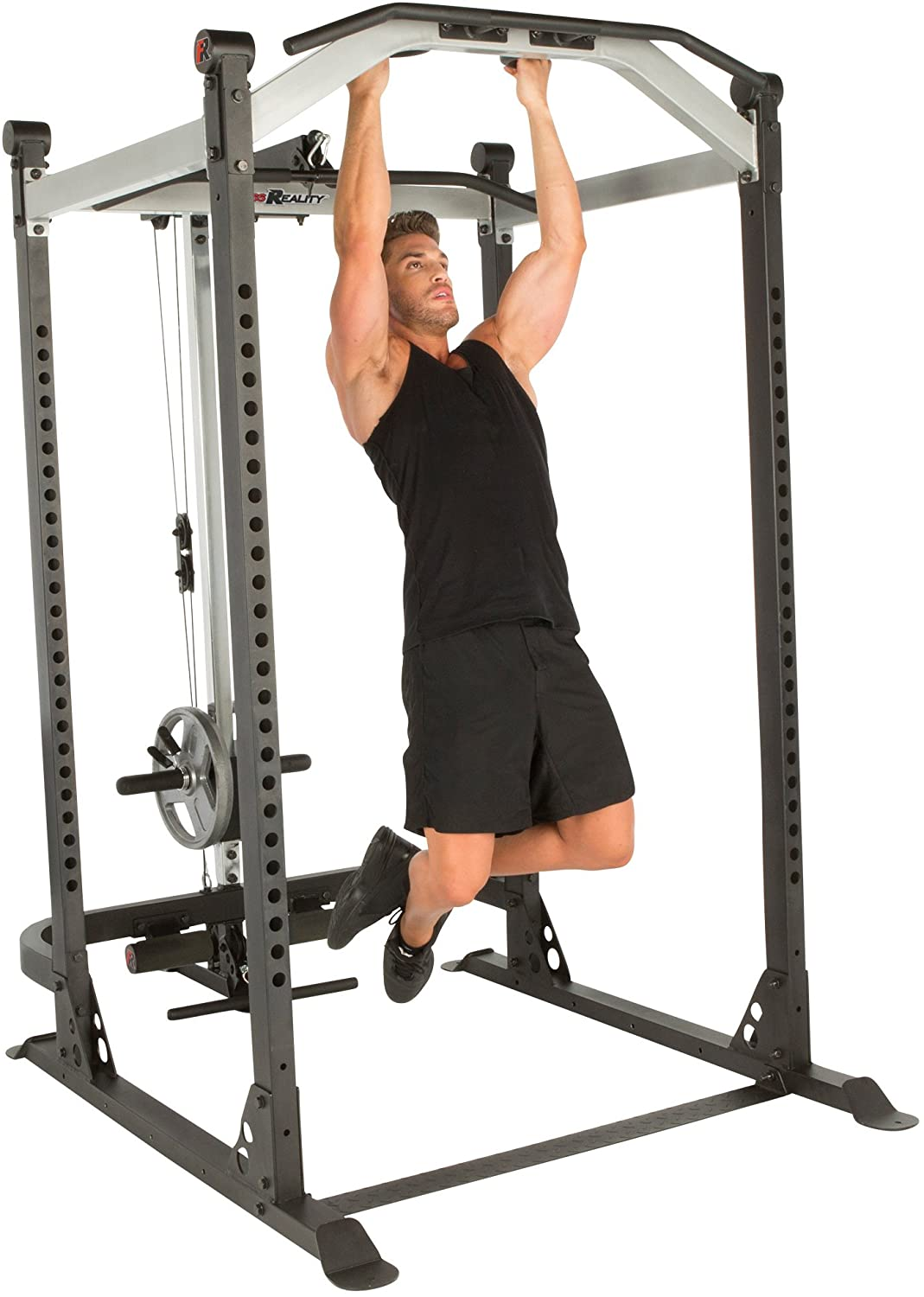 Fitness Reality High Capacity Olympic Power Cage