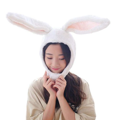 3. Cuteboom Rabbit Hat