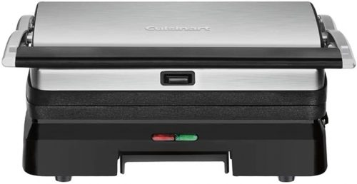 1. Cuisinart Grill and Panini Press