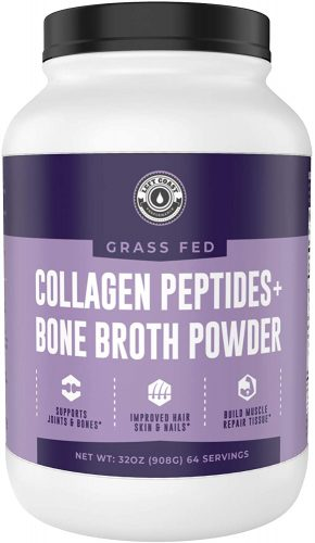 Left Coast Performance Collagen Bone Broth Powder