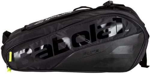 8. Babolat Pure Ltd. Racquet Holder x6 Tennis Bag (Black)