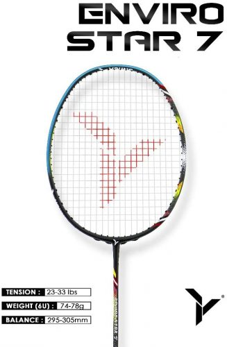 Young ENVIRO Star Professional Badminton Racket