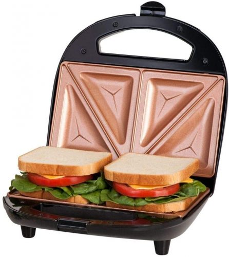 9. Gotham Steel Sandwich Maker