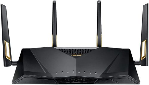 Asus RT-AX88U AX6000 Dual-Band - budget wireless routers