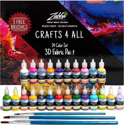 Crafts 4 All Fabric Paint